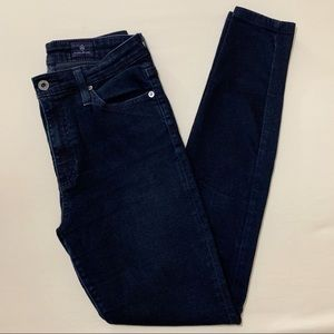 AG Jeans The Mila Super High Rise Skinny